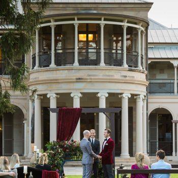 Equality wedding Celebrant Brisbane
