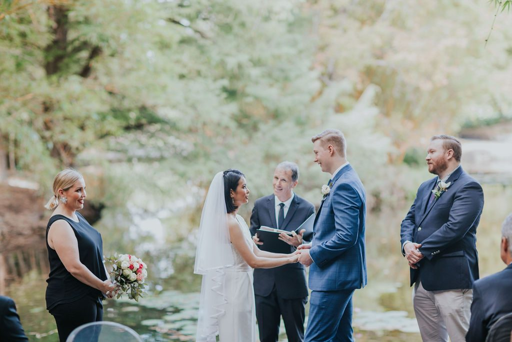 Mt Coot-tha Botanic Gardens wedding