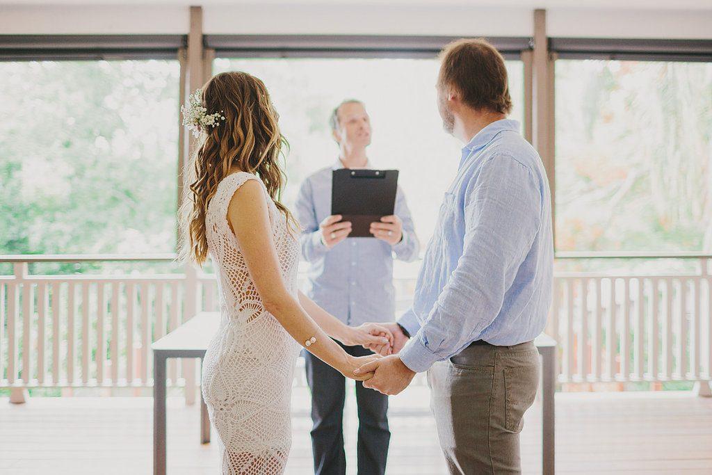 short wedding Brisbane
