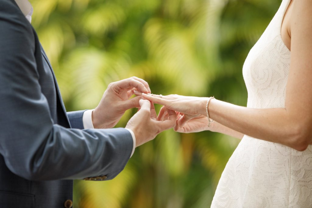 getting married Brisbane
