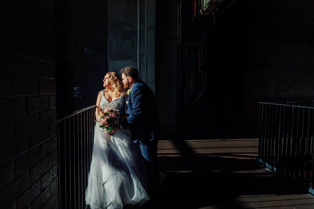Brisbane Powerhouse wedding photography