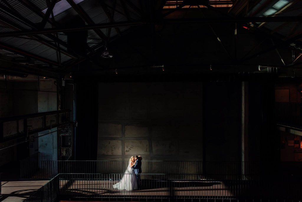 Brisbane Powerhouse wedding photos
