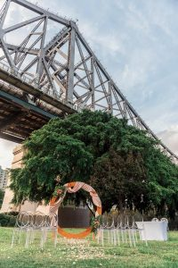 Ceremony Arbour Hire Brisbane