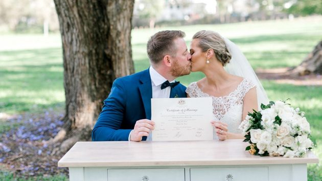 Where to elope in Brisbane