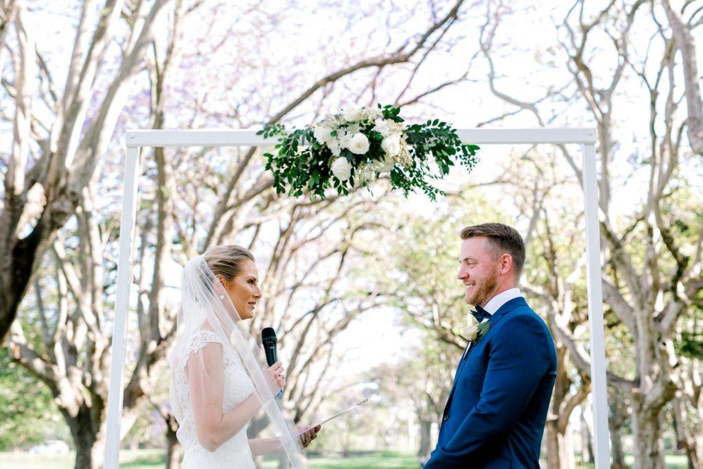 weddings in Brisbane parks