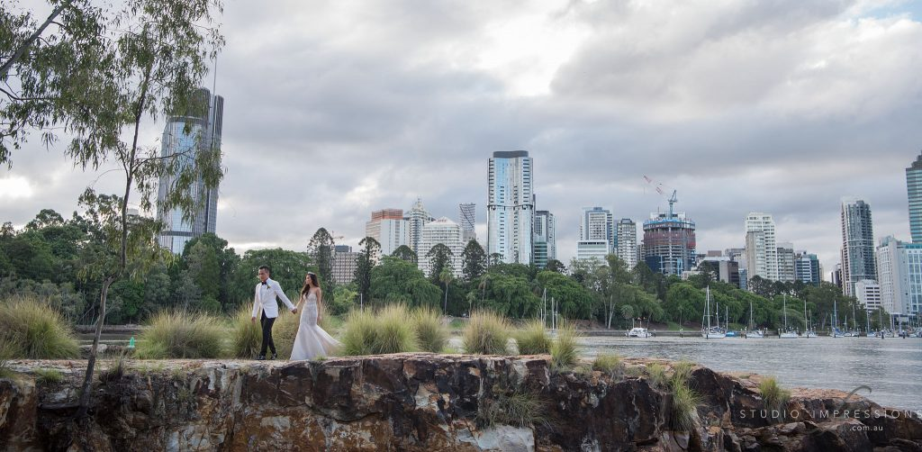 Brisbane City Elopement