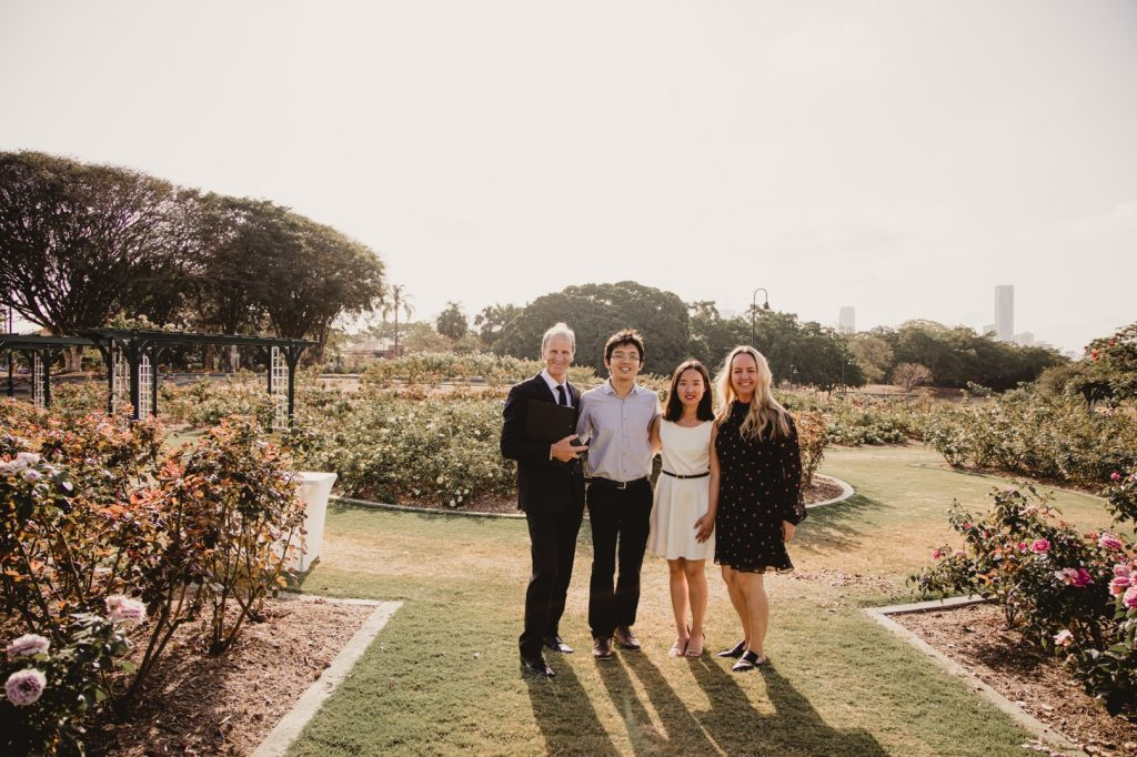 Elopement Celebrants Brisbane