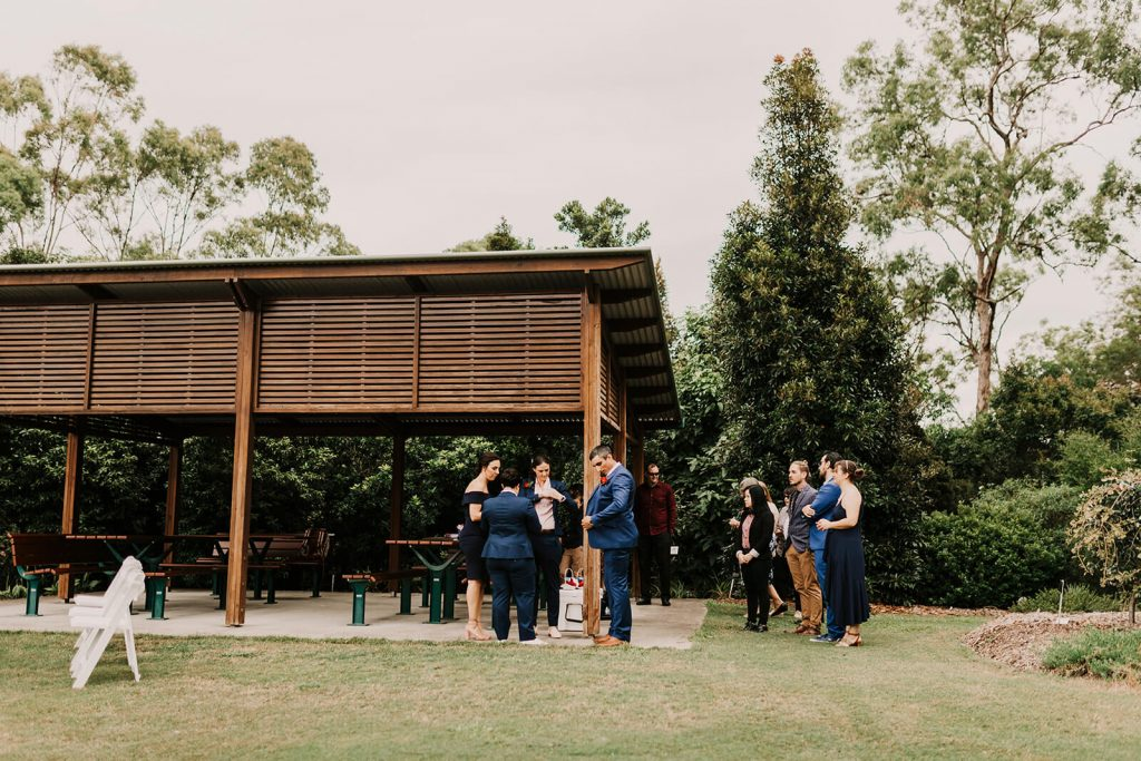 Elopement locations Mt Coot-tha