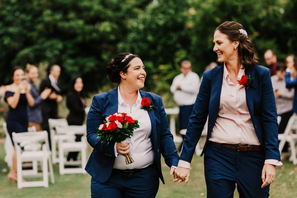 elope Brisbane wedding