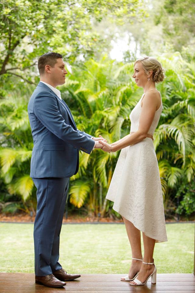 Legals only marriage Brisbane