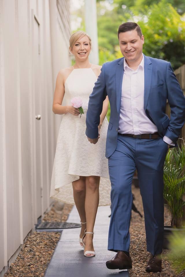 Legals only wedding Brisbane