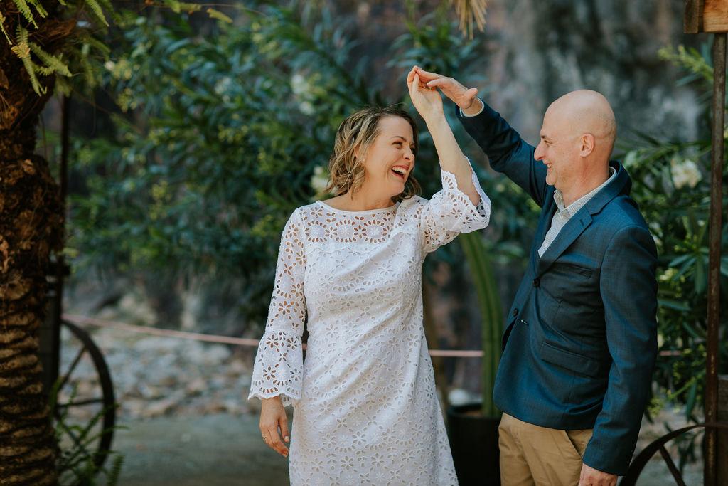 Eloping wedding Brisbane
