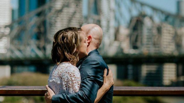Wilson Outlook Elopement Wedding